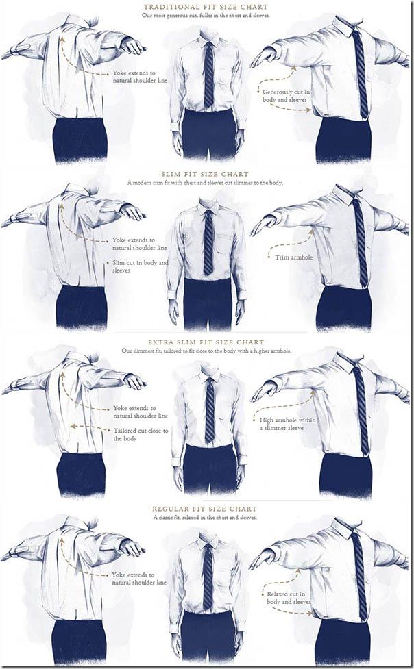 衣服尺寸图片素材