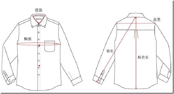 shirtmeasurement